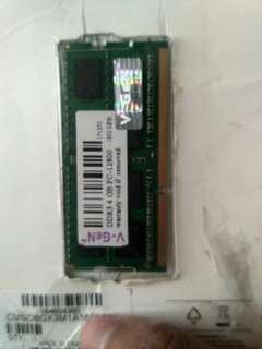 Ram Laptop 4gb ddr 3 PC-12800 1600MHz