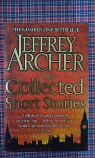Jeffrey Archer - Collected Stories