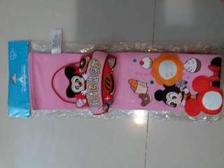 DisneyLand Mickey絨布相片掛(正牌)