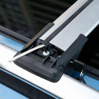SUV Roof Cross Bar Rack (low profile)