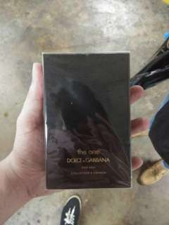 Dolce and Gabbana The One For Men Collector's Edition