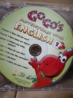 GoGo's Adventures with English