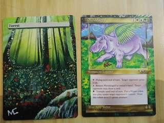 Magic Card Altering Service