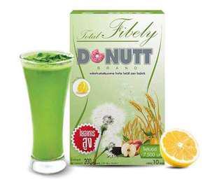 泰國Donutt排毒減肥酵素(10PCS)