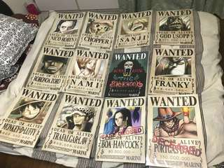 One piece poster A3 size