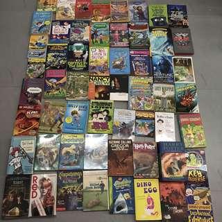 Books Clearance Super Cheap