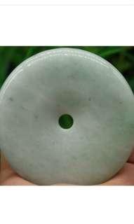 Doughnut jadeite certified