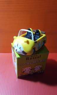 小浣熊汽車玩具手電筒