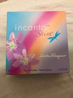 FREE SF Incanto Shine Perfume 100 ml