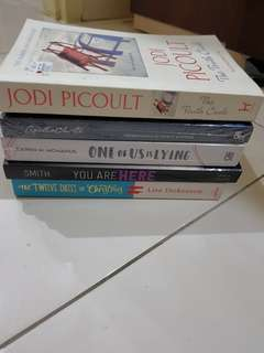 Paket 5 Buku