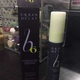 Urban Decay B6 Prep Setting Spray