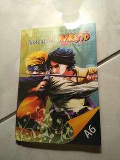 Naruto sasuke notebook