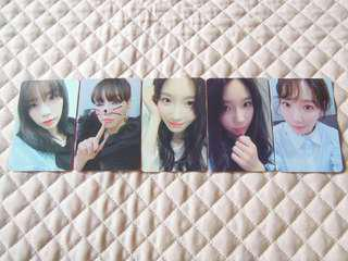 [WTB] TAEYEON OFFICIAL PHOTOCARD