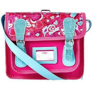 Smiggle satchel bag