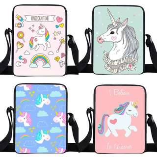 PO Unicorn Sling Bag