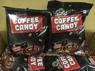 Kaplal Api Black Coffee Candy