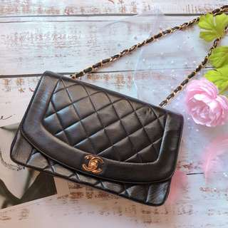 Chanel diana bag 25cm