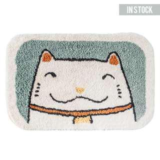 [Instock] Cute Cat Bathroom Mat