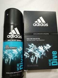 Adidas EAU DE TOILETTE
