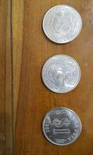 Syiling limited edition..duit lama