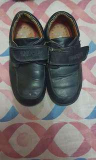 Snoopy Black Shoes