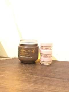 Innisfree jeju volcanic pore clay mask share in jar