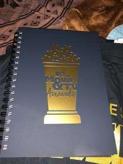 MTV Movie & TV Awards Notebook