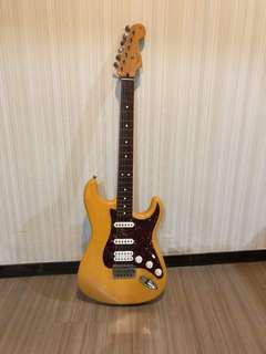 Fender Stratocaster..made in Mexico.