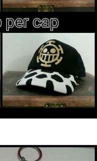 One piece anime cap