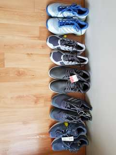 Jual aneka sepatu asli from USA *bisa nego