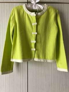 girl's Cardigan Size3