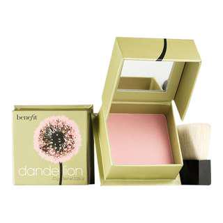 <20% SALE> BN Benefit Dandelion Blush (Mini Travel Size: 4.0g)
