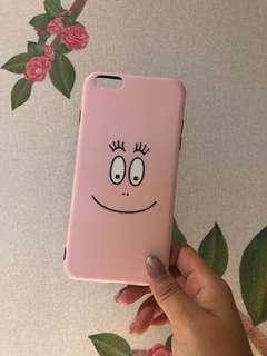 🚚 ❤️泡泡先生雙色Iphone6s plus手機殼 🐻達菲熊可愛型手機殼