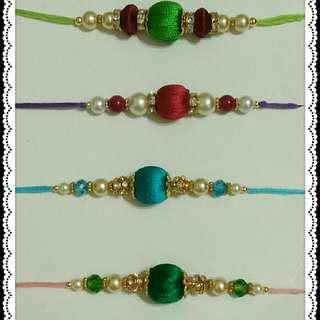 Silk thread Rakhis