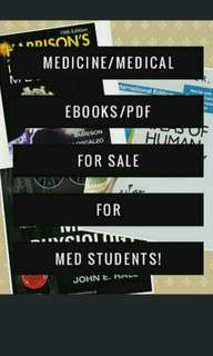 TAKE ALL!1000+ MED eBOOKS