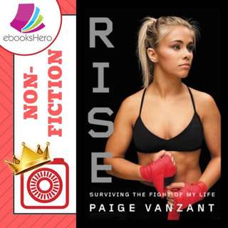 Rise by Paige Vanzant