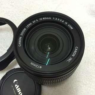 Canon 15-85