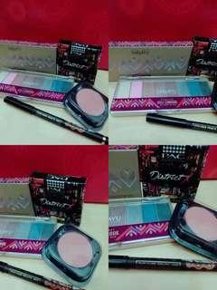 Paket eyeshadow pallette