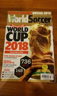 World Soccer World Cup 2018 Collector's Edition!