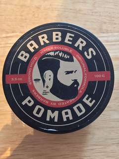 Barbers - Pomade