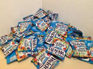 Welch's 雜果軟糖每10小包