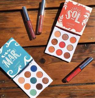 [AVAIL FOR PO❤️] Cololorpop Sol & Mar eyeshadow palette PO