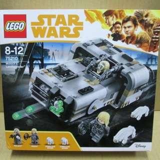 全新 Lego 75210 Star Wars 系列 Moloch's Landspeeder™