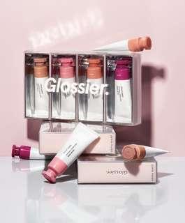 [GLOSSIER PO🌸] Glossier cloud paint seamless cheek colour PO