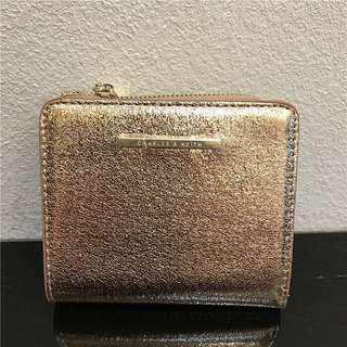 Charles & Keith Square Wallet
