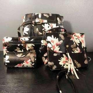 4in1 Bag (Floral)