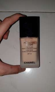 Chanel brand new liquid foundation