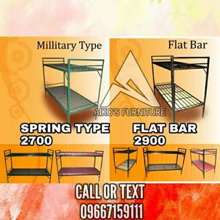 DOUBLE DECK FRAME (MILITARY TYPE)