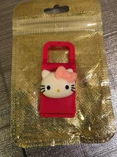 Hello Kitty 電話架包郵