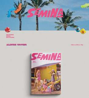 [PRE ORDER] Gugudan SEMINA - 1st Single Album